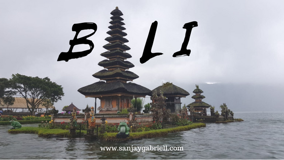 Bali – It's not a Place, It's an Emotion!